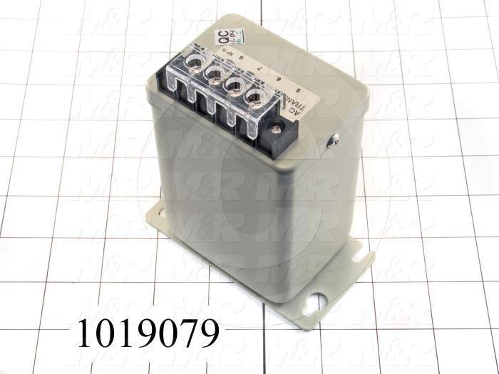 Transducers, AC Current Transducer, AC 0-5A, DC 0-1mA