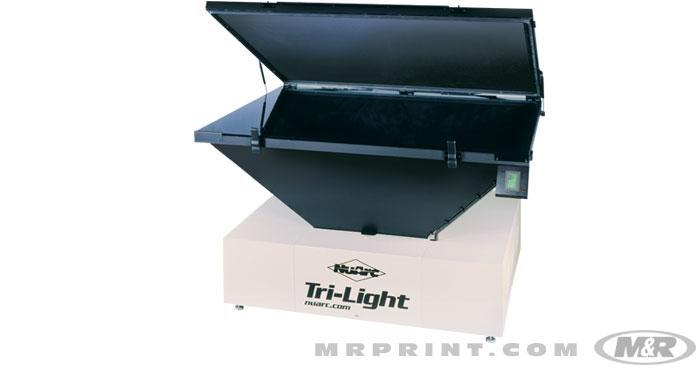 TRI-LIGHT Multi-Spectrum Metal-Halide UV Screen Exposure System