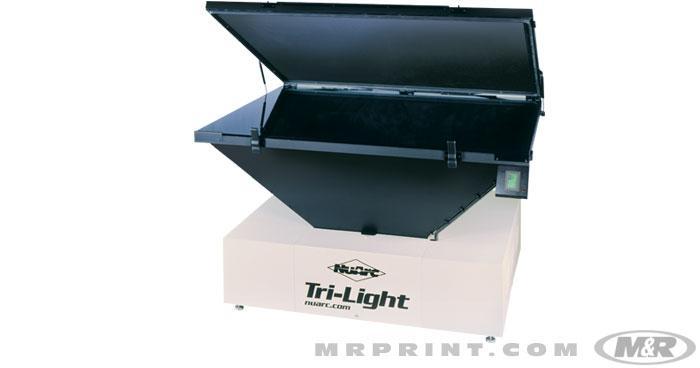 TRI-LIGHT Multi-Spectrum Metal-Halide UV Screen Exposure System