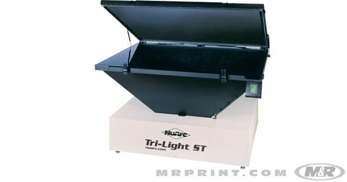 TRI-LIGHT ST Metal-Halide UV Screen Exposure System