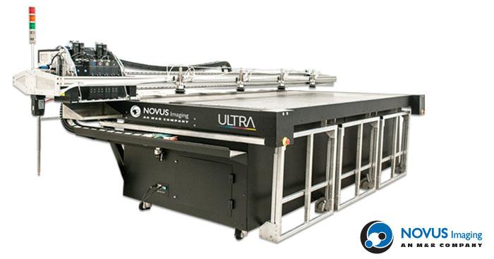 ULTRA Large-Format Dedicated UV LED Flatbed Printer