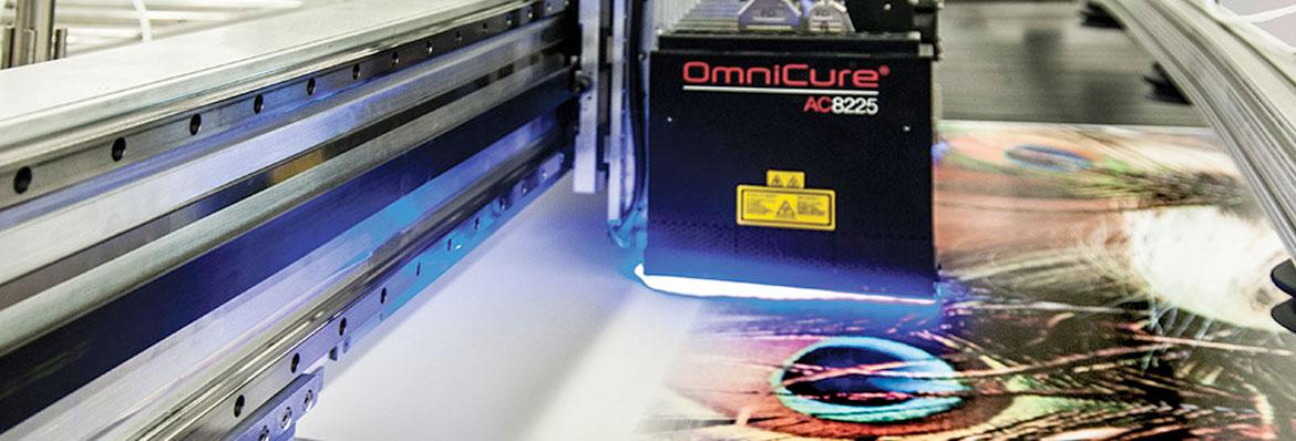 Novus Imaging UV-LED Cure Inks