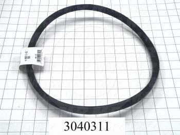 "V-Belts, B V-Belt Type, B35 Trade Size, 38"" Outside Length"