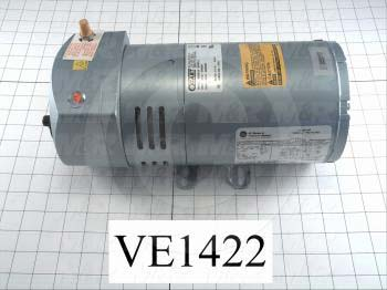 Vacuum Motor, 1/4HP, 230VAC, 60/50Hz