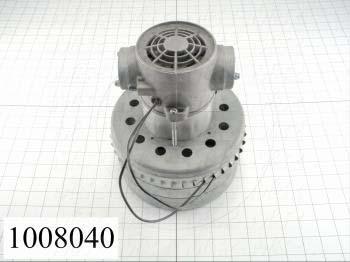 Vacuum Motor, 110 CFM, 220V, 1 Phase, 60/50Hz