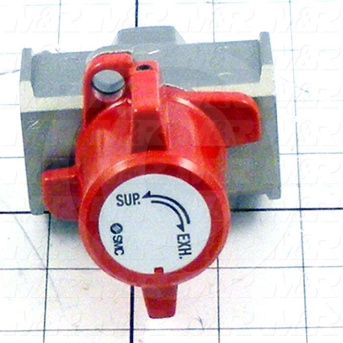 "Valve Relief Pressure, 3/4"" NPT Port Size, 0.1 - 1.0 MPa Operating Pressure"