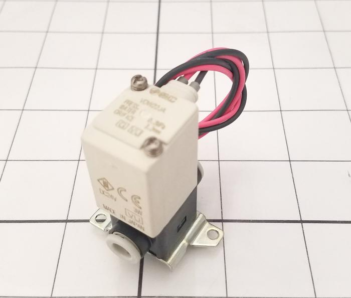 Valves, Solenoid Valve Type, 6 mm Port