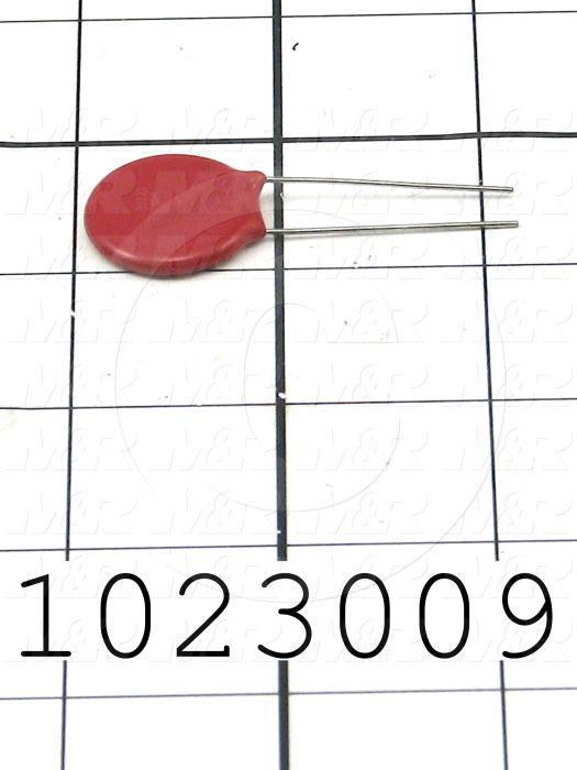 Varistors, 25VAC, 31VDC