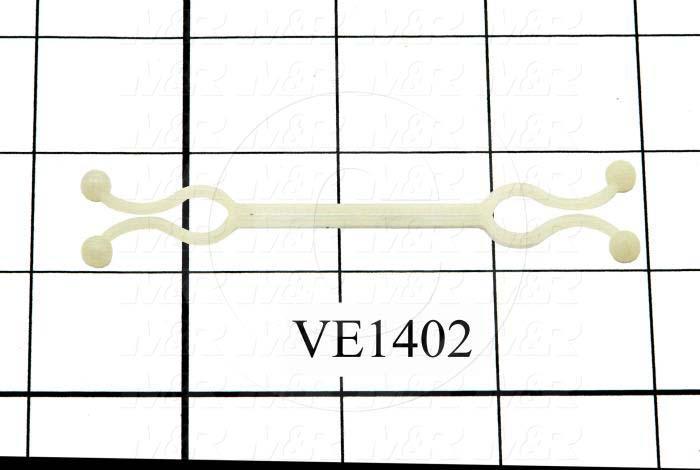 Wire Accessories, Clip, Dual Twist Lock