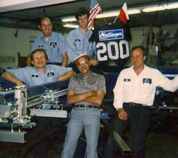 M&R's First Challenger