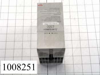 AC Drive, E520 Series, 0.75KW (1HP), 208-230VAC