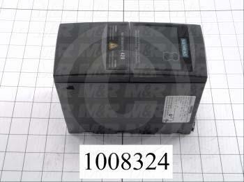 AC Drive, FR-S510WE Series, 0.75KW (1HP), 208-230VAC, 3 Phase