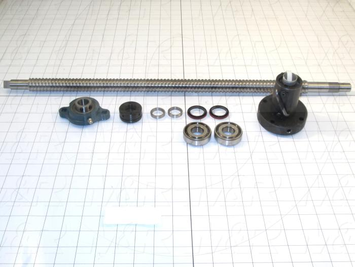 Containers, Bottles & Accessories, Repair Kit, Ball Screw For Gauntlet II