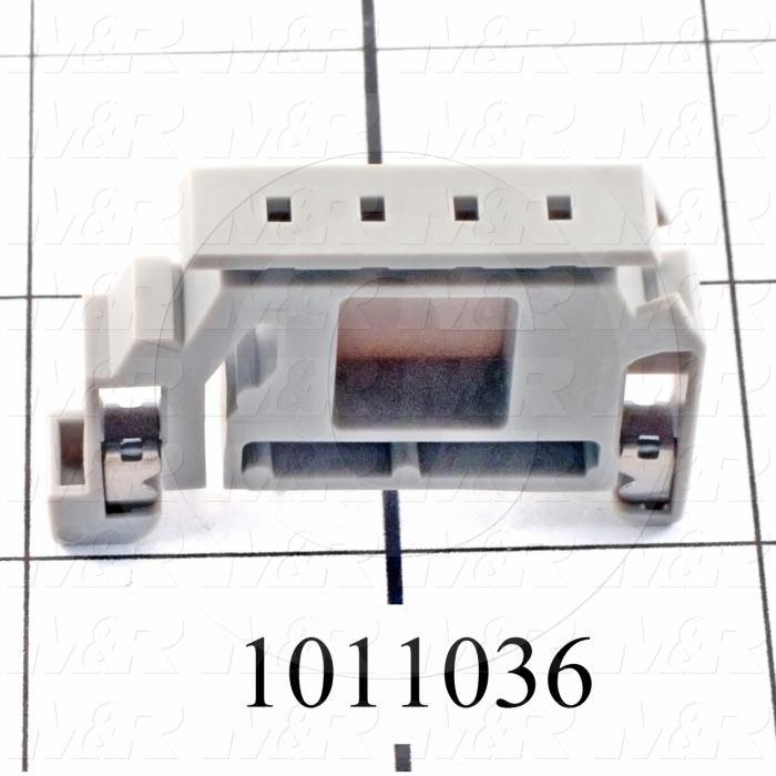 Din Rail End Clip, 45mm