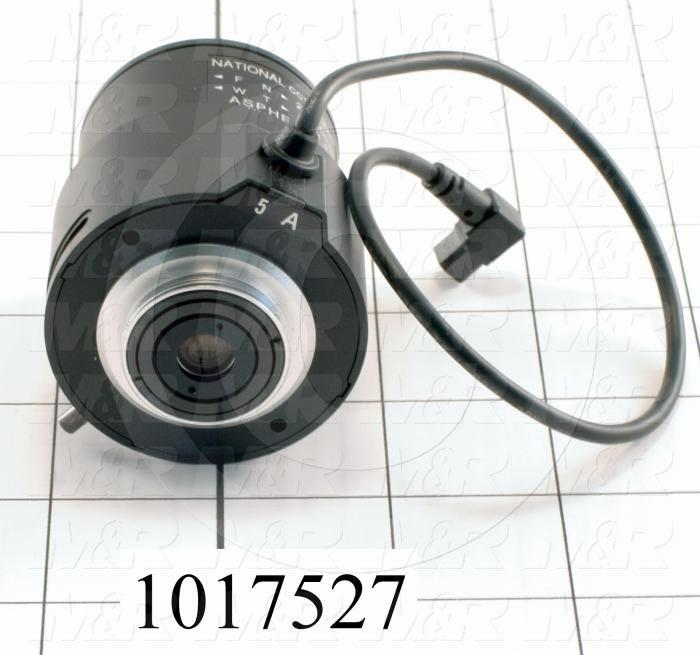 "Lens, For Color Camera, 1/3"", 3.2-10.0mm DC"