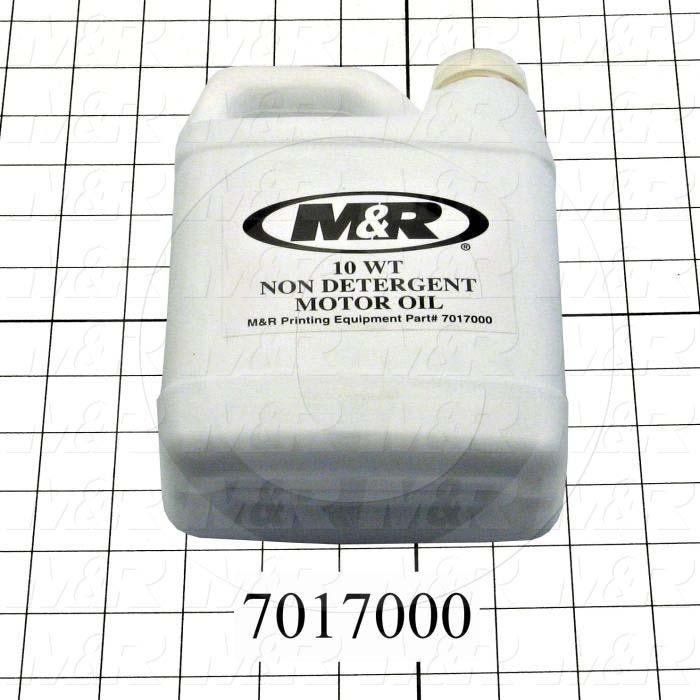 Mineral Oil, Non-Detergent Motor Oil