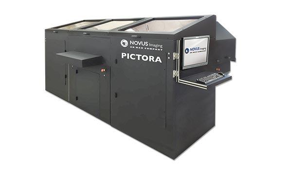 PICTORA High Speed Digital Board Production UV Printer