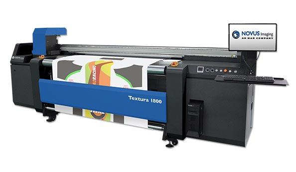 TEXTURA 1800 Automatic Dye-Sublimation Printer
