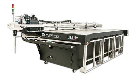 ULTRA UV LED Flatbed Printer