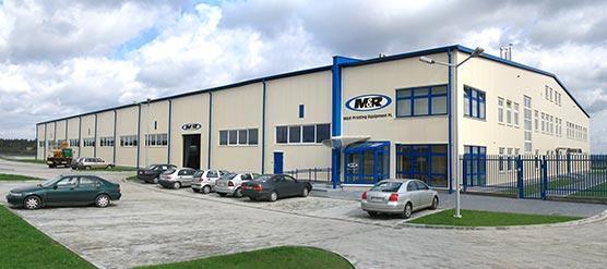 M&R Headquarters in Poland