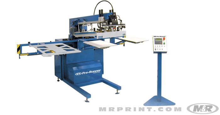 Pre-Runner T-Shirt Sample Printing Press