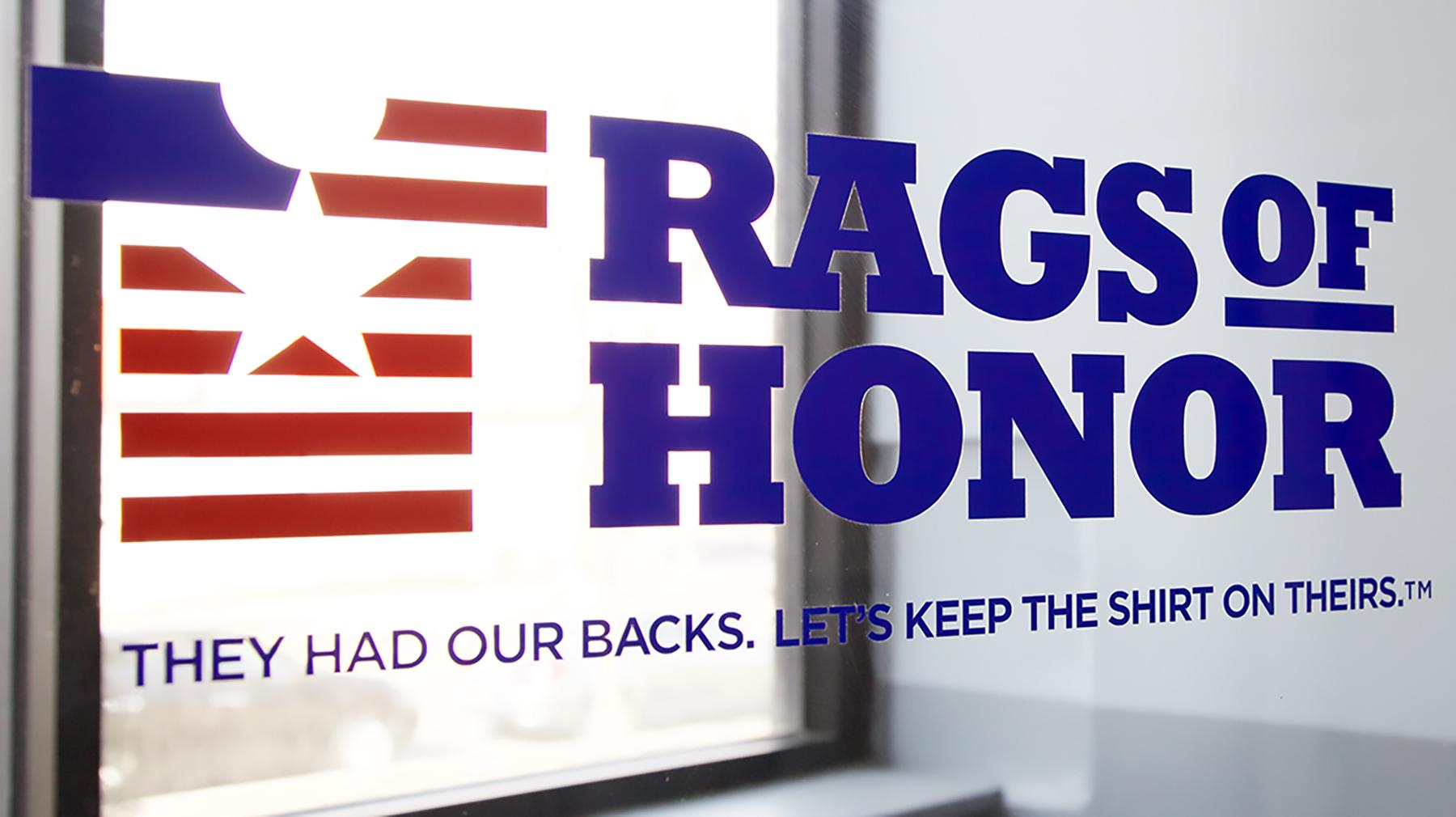 The Rags of Honor Story