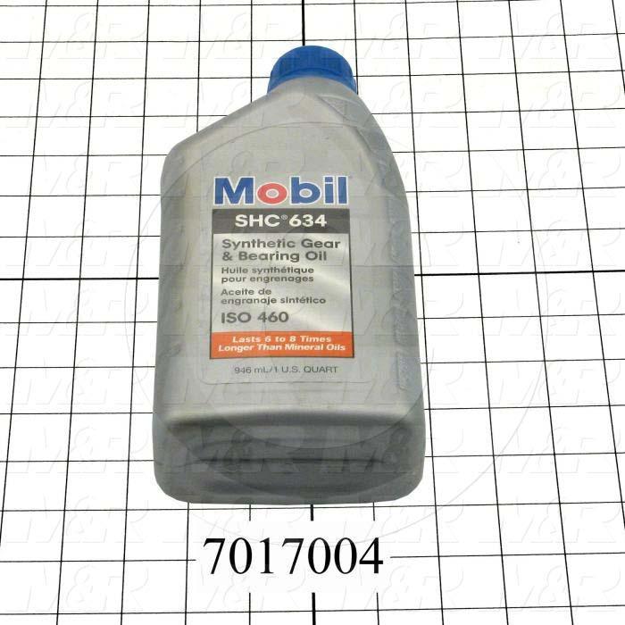 Synthethic Oil, ISO Viscosity Grade 460